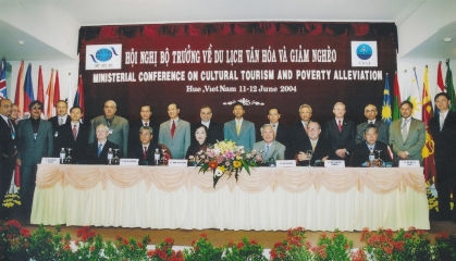 Ministerial Conference on Cultural Tourism and Poverty Alleviation